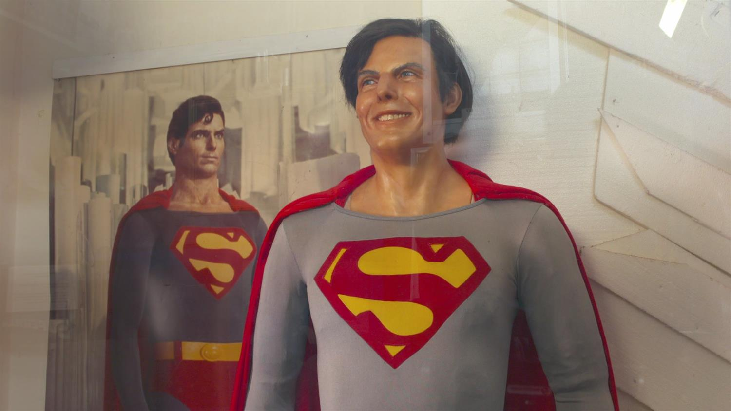 Take a tour of Superman's Metropolis