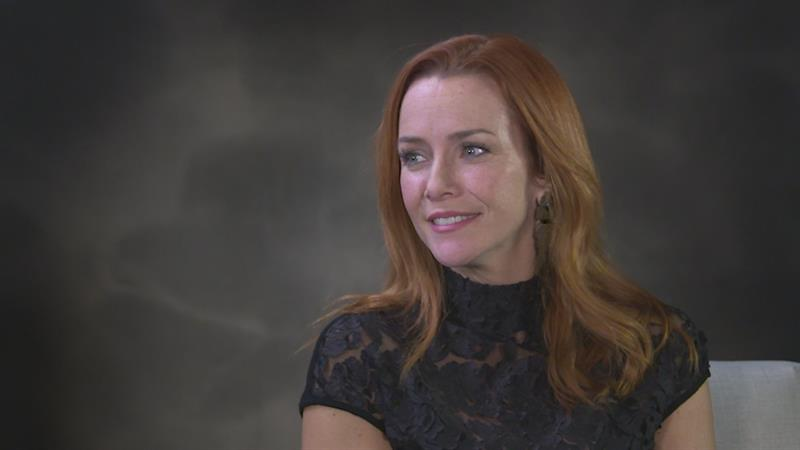 Annie Wersching (Emma Whitmore) Previews Timeless Season 2