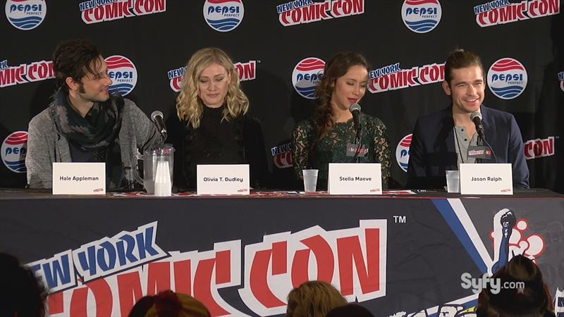 The Magicians: NY Comic Con Panel