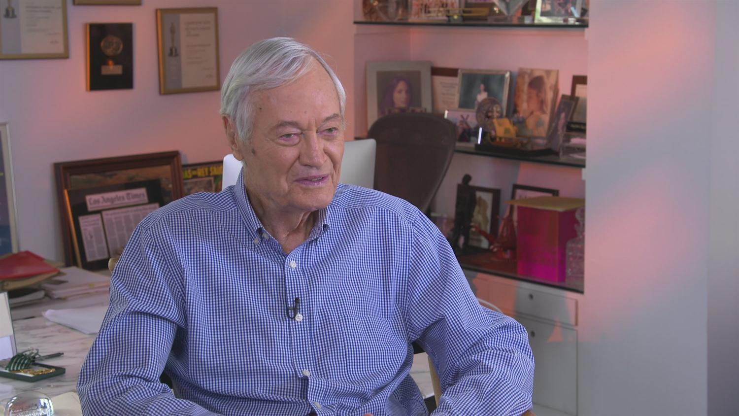 Roger Corman on Working with Pre-Kirk William Shatner