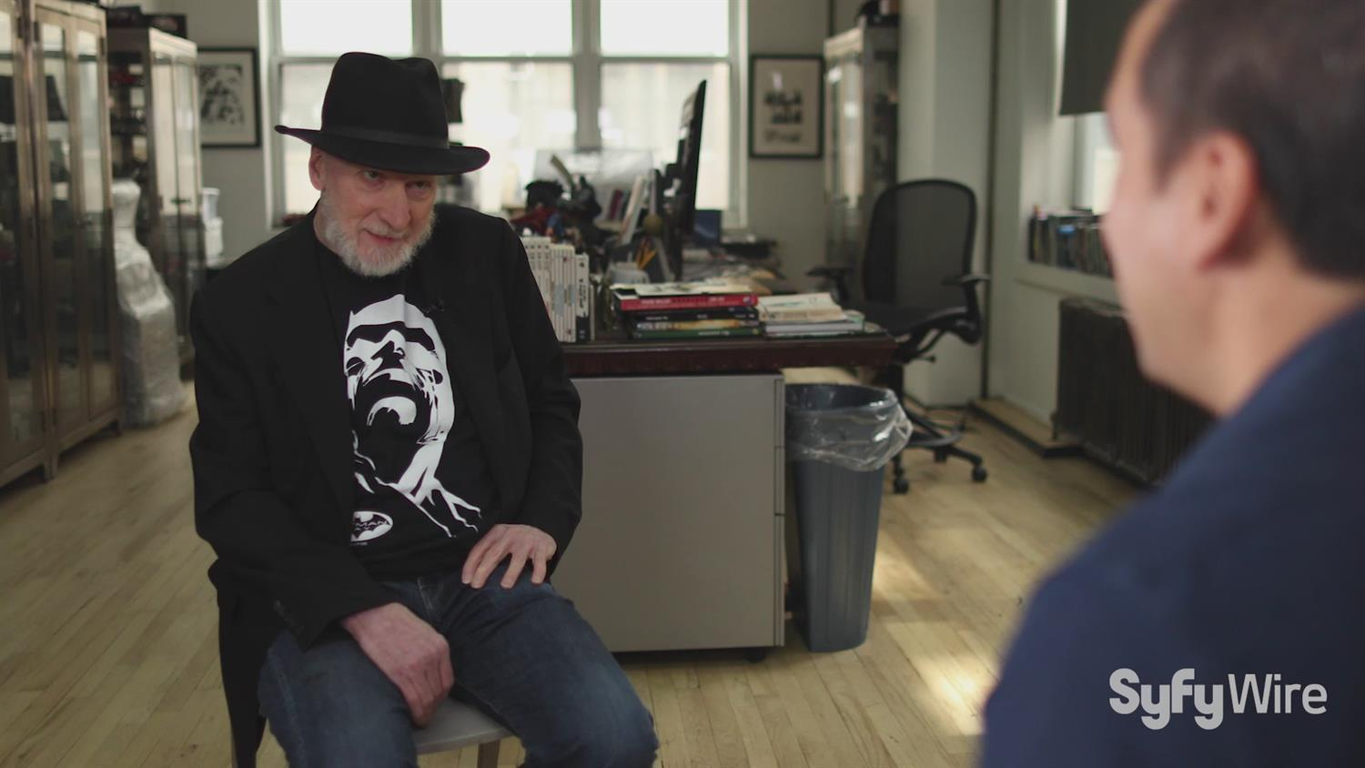 Frank Miller on The Dark Knight III, The Dark Knight Legacy and More