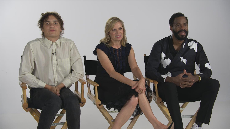 Fear the Walking Dead cast on Season 3, Episode 3 \