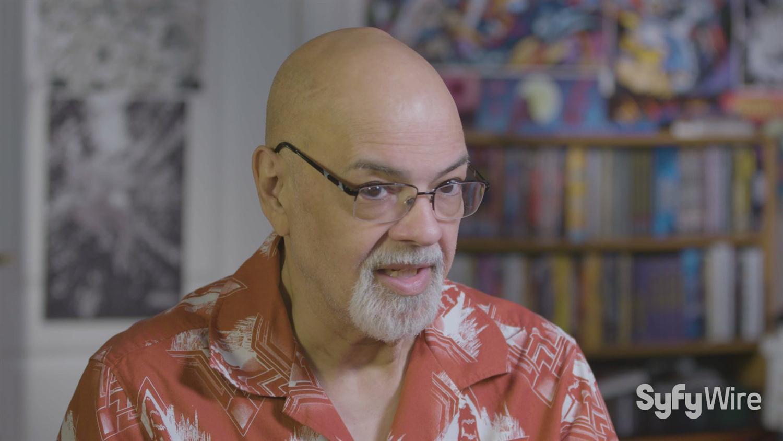 Wonder Woman Writer/Artist George Perez on The Movie