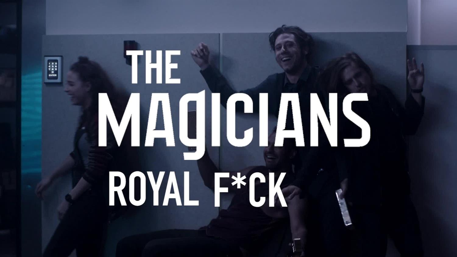 The Magicians Season 2 Gag Reel