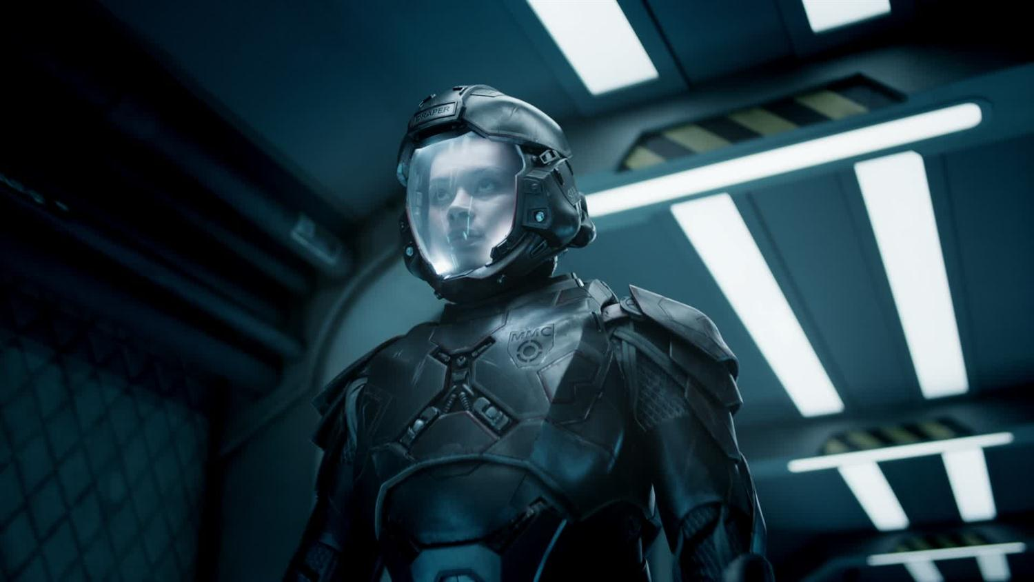 The Expanse Season 2: Trailer – The Expanse – Watch | SYFY WIRE