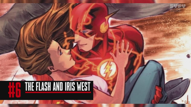 7 Essential DC Comics Power Couples