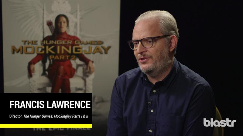 Blastr Exclusive: Francis Lawrence on Directing Mockingjay Part I & Part II