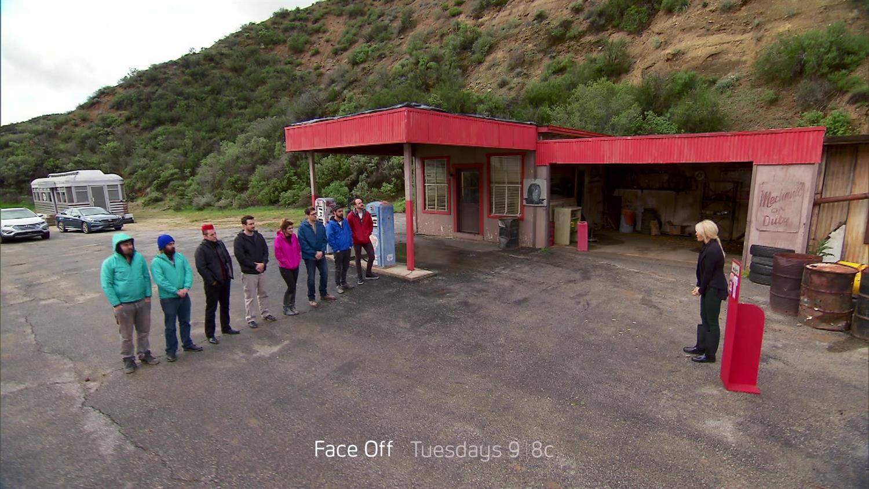 Face Off - Sneak Peek - Season 11, Episode 9