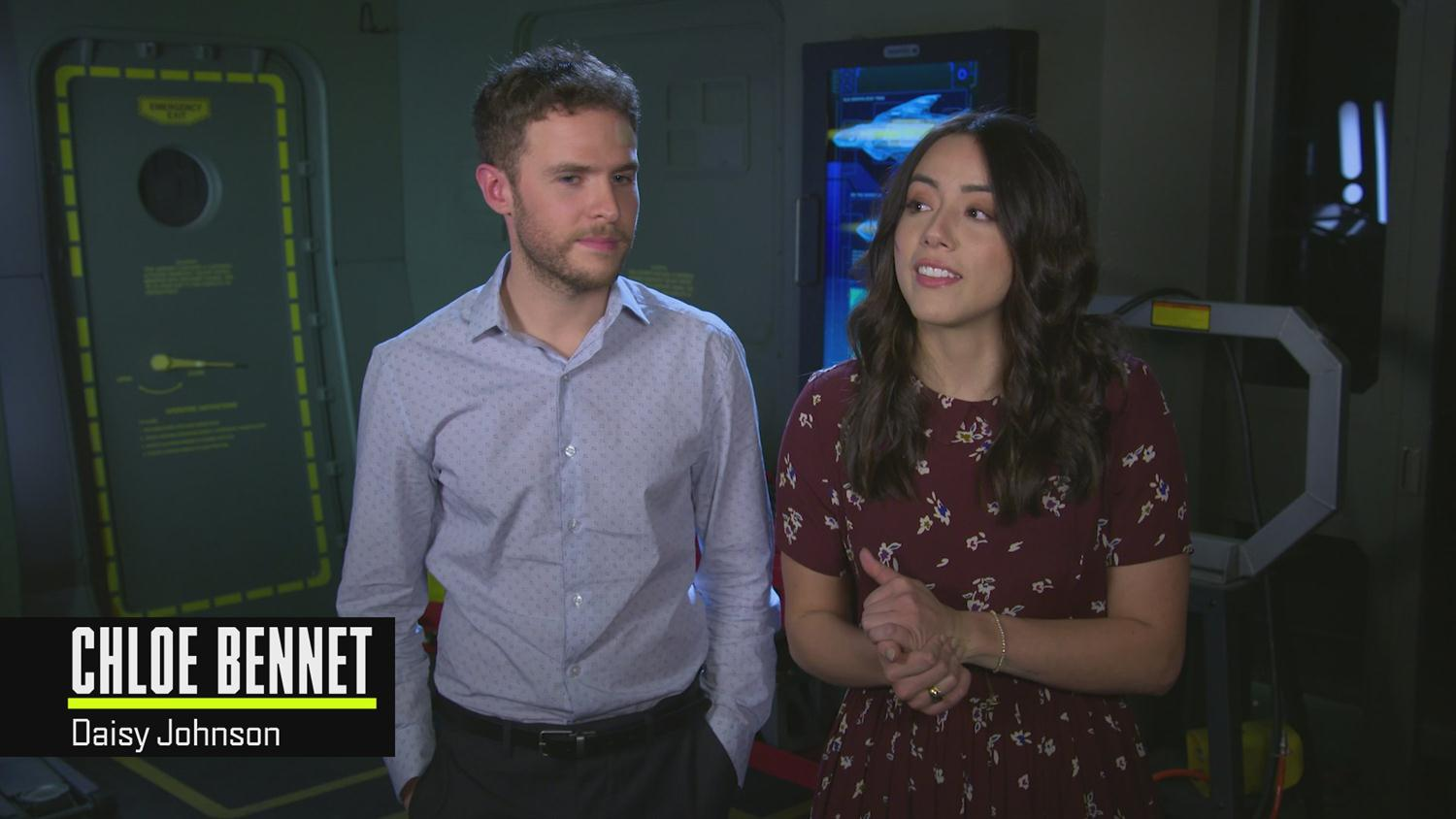 Agents of SHIELD Cast on Being in Space for Season 5