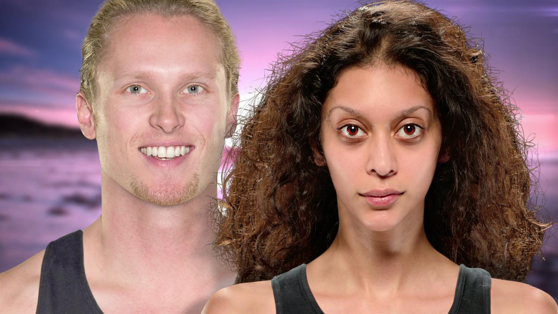 Intergalactic Zoo: Jasmine & Ricky's Morph