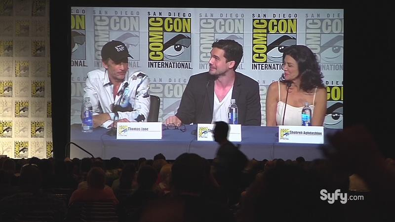 The Expanse at SDCC: Do You Always Cry After Sex?