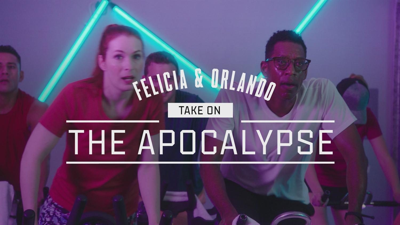 Felicia & Orlando Take On ... The Apocalypse