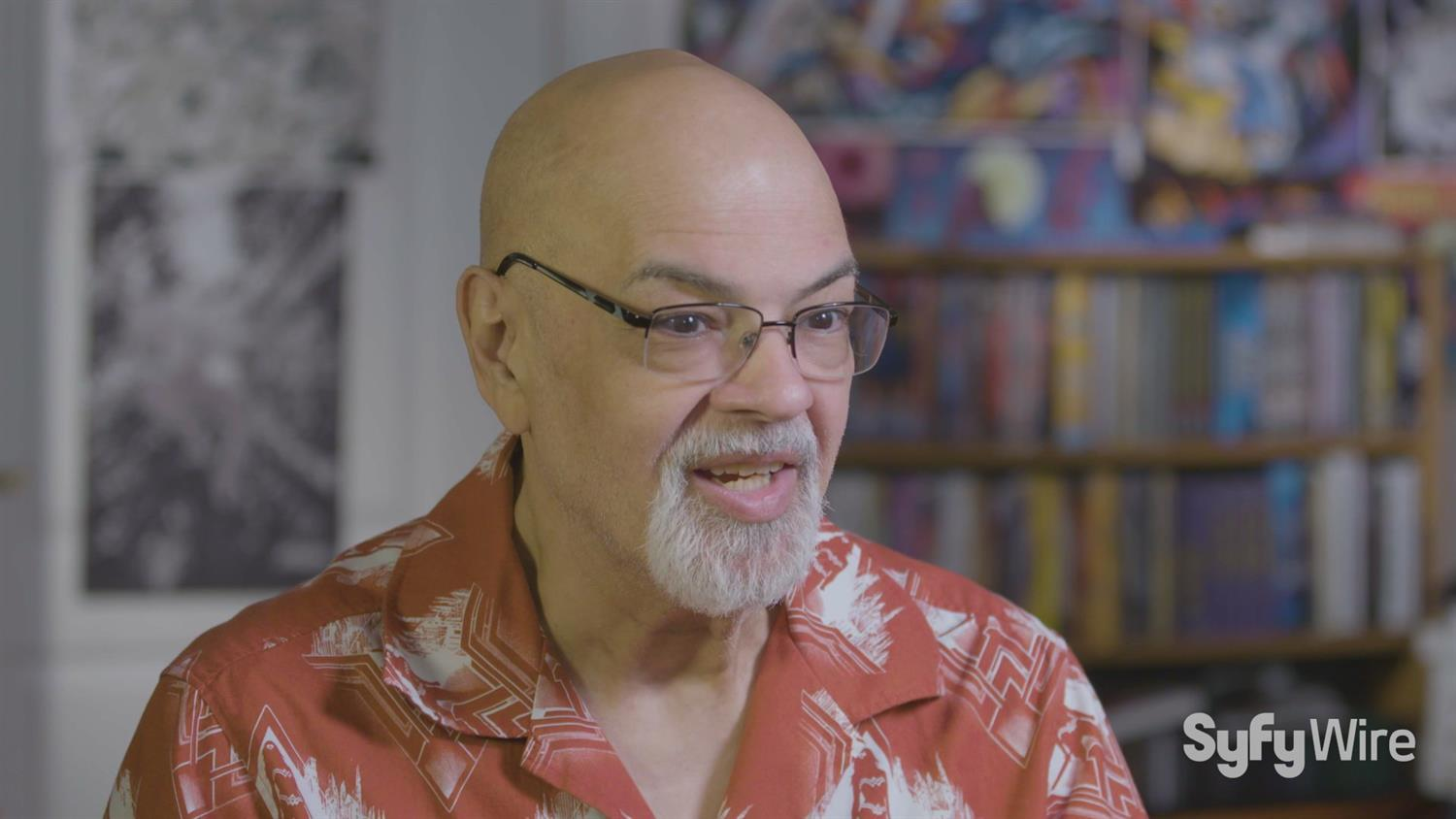 George Perez on Writing, and Rebooting, Wonder Woman in 1987