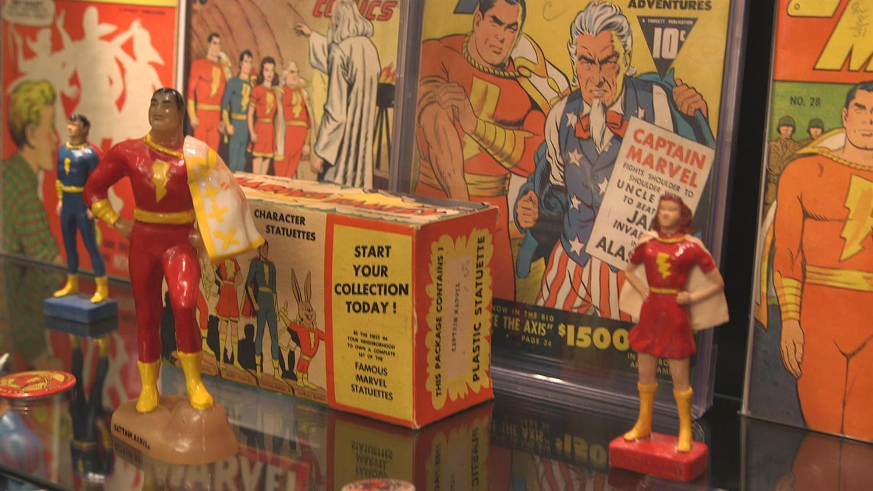 Take a Tour of the Superhero Museum