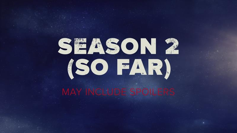 The Expanse Season 2 Recap in Under 30 Seconds!