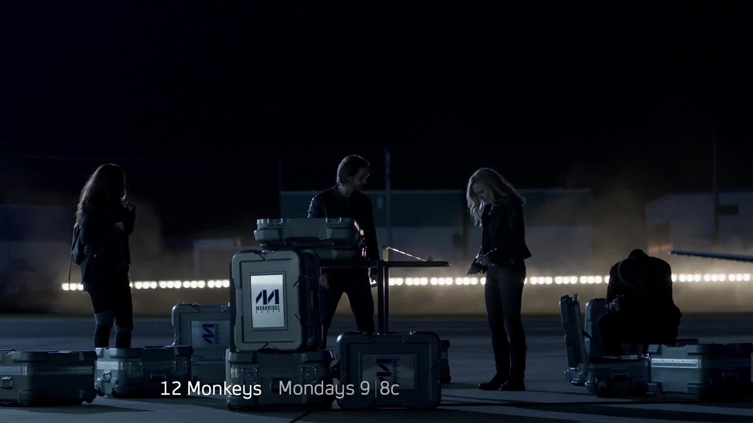 12 Monkeys - Sneak Peek - Season 2, Episode 2