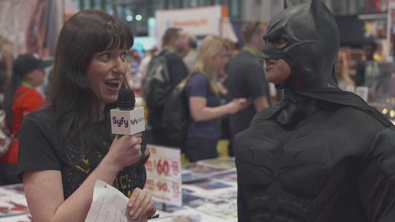 The Cosplay of New York Comic Con