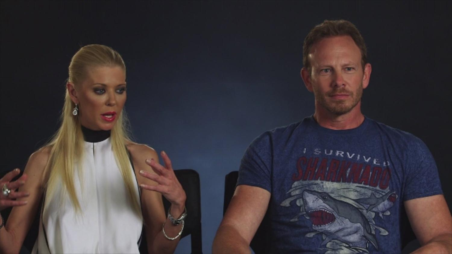 Syfy Stars Reveal Their Biggest Fears