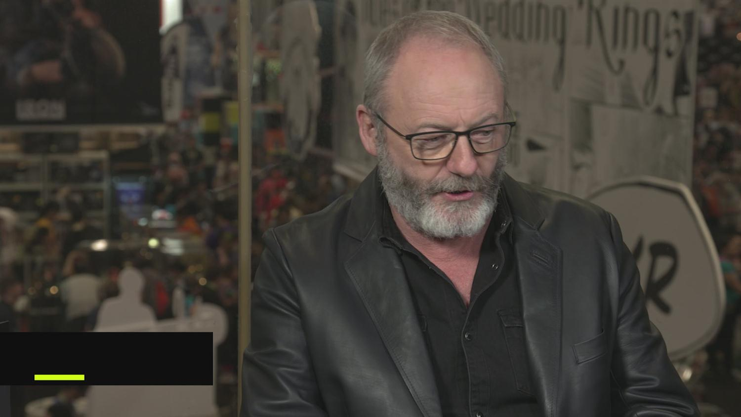 Game of Thrones' Davos Seaworth on What He's Taken from the Game of Thrones Set