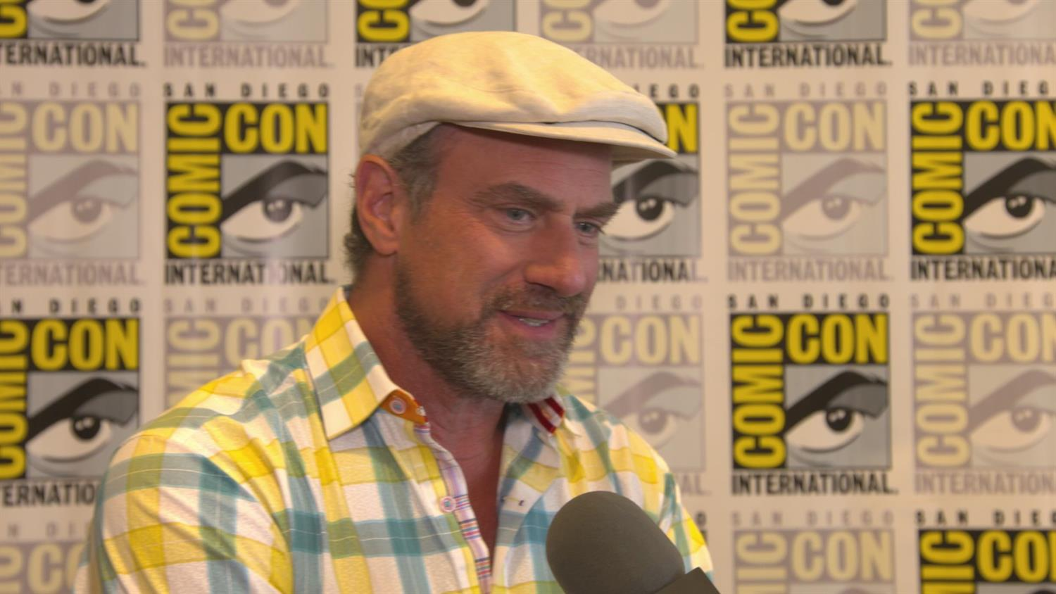 Happy! Brings Together Christopher Meloni and Patton Oswalt