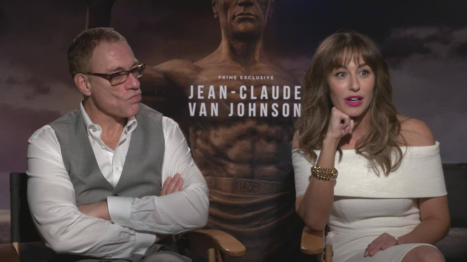 Jean-Claude Van Damme On That Time His Co-Star Kicked Him In the Face